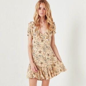 Spell and the Gypsy Celestial Mini Dress Stars